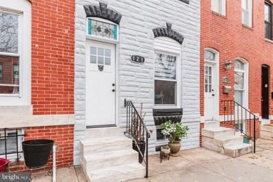121 N Potomac Street, Baltimore, MD 21224 - #: MDBA543442