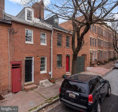 534 Saint Mary Street, Baltimore, MD 21201 - #: MDBA543476