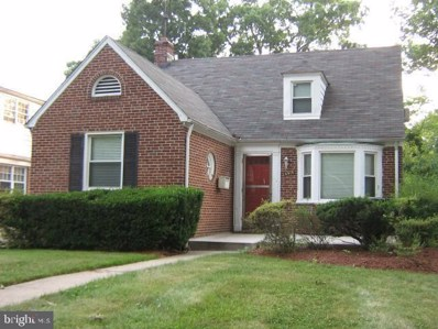6913 Park Heights Avenue, Baltimore, MD 21215 - #: MDBA543488