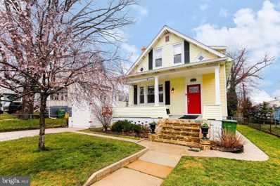 5913 Burgess Avenue, Baltimore, MD 21214 - #: MDBA543560