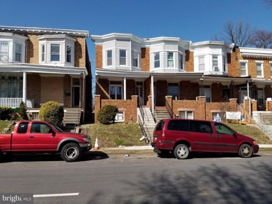 1532 Poplar Grove Street, Baltimore, MD 21216 - #: MDBA543580