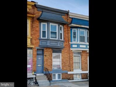 2111 W Mulberry Street, Baltimore, MD 21223 - #: MDBA543592