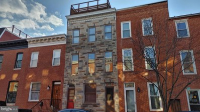 1266 Riverside Avenue, Baltimore, MD 21230 - #: MDBA543602