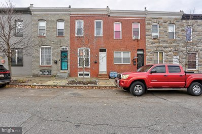 3307 Leverton Avenue, Baltimore, MD 21224 - #: MDBA543628