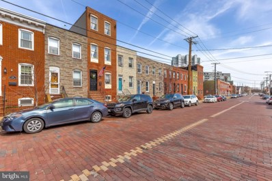 1520 E Clement Street, Baltimore, MD 21230 - #: MDBA543632