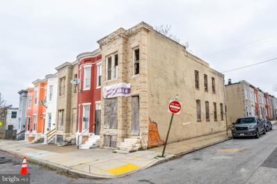 19 N Smallwood Street, Baltimore, MD 21223 - #: MDBA543682