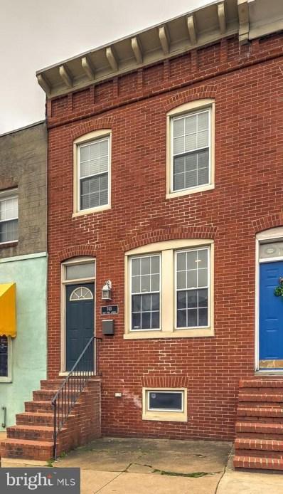 743 E Fort Avenue, Baltimore, MD 21230 - #: MDBA543720