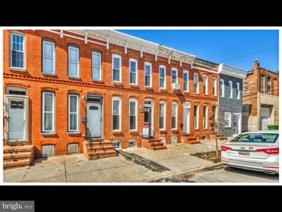 1122 Nanticoke Street, Baltimore, MD 21230 - #: MDBA543796