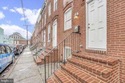 1430 Ward Street, Baltimore, MD 21230 - #: MDBA543822