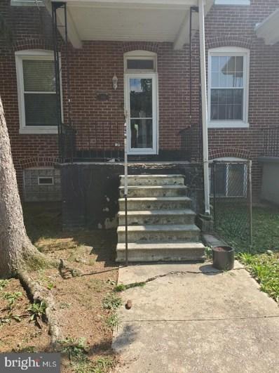 749 Melville Avenue, Baltimore, MD 21218 - #: MDBA543864