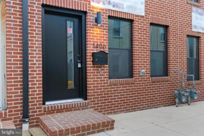 1406 Olive Street, Baltimore, MD 21230 - #: MDBA543936