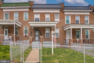607 Mount Holly Street, Baltimore, MD 21229 - #: MDBA543948