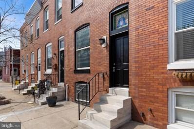 628 Grundy Street, Baltimore, MD 21224 - #: MDBA543954
