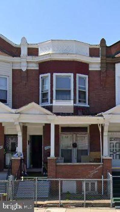 2549 Edmondson Avenue, Baltimore, MD 21223 - #: MDBA543992