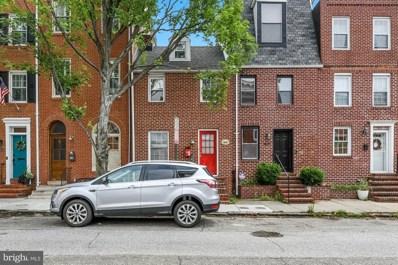 1413 William Street, Baltimore, MD 21230 - #: MDBA543996