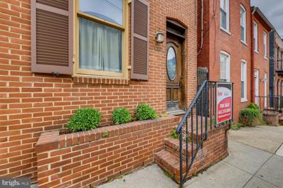 458 E Cross Street, Baltimore, MD 21230 - #: MDBA544054