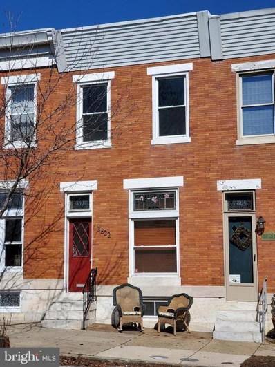 3802 Foster Avenue, Baltimore, MD 21224 - #: MDBA544112