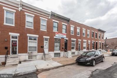 3709 Hudson Street, Baltimore, MD 21224 - #: MDBA544122