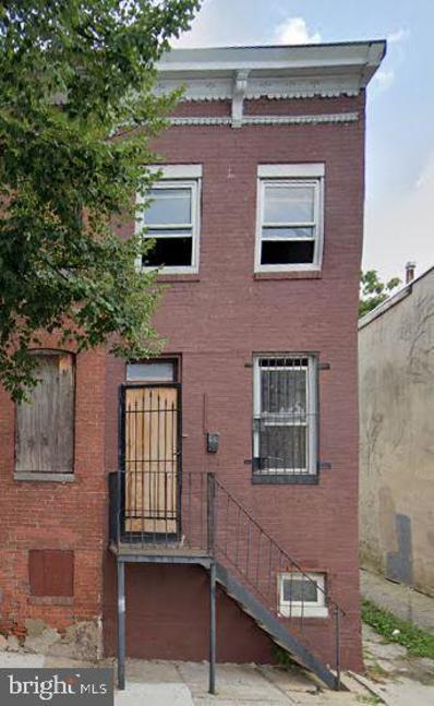 2437 Francis Street, Baltimore, MD 21217 - #: MDBA544132
