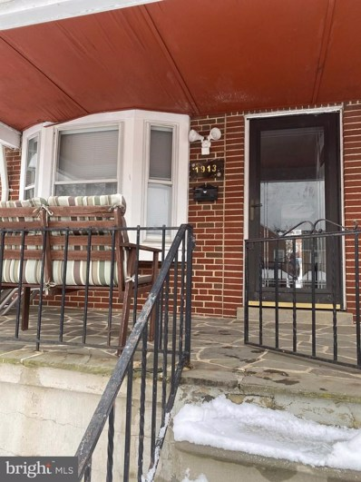 1913 Crestview Road, Baltimore, MD 21239 - #: MDBA544138