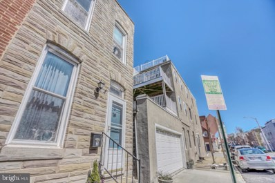 2 W Barney Street, Baltimore, MD 21230 - #: MDBA544206