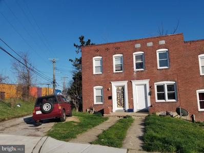 534 Bridgeview Road, Baltimore, MD 21225 - #: MDBA544256