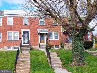 3603 Raymonn Avenue, Baltimore, MD 21213 - #: MDBA544286