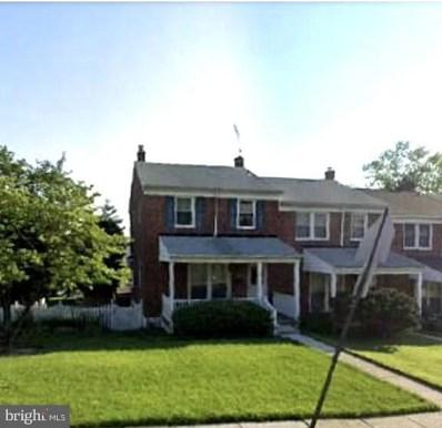 -  Sherwood Avenue, Baltimore, MD 21239 - #: MDBA544292