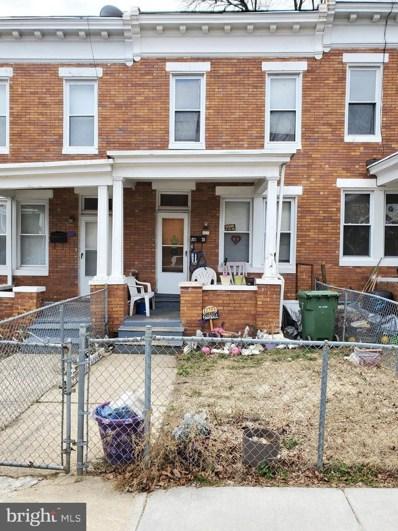 1521 E 29TH Street, Baltimore, MD 21218 - #: MDBA544296
