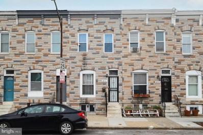 811 N Milton Avenue, Baltimore, MD 21205 - #: MDBA544322