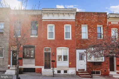 254 S Highland Avenue, Baltimore, MD 21224 - #: MDBA544348