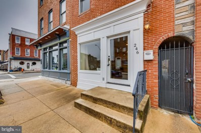 246 S Conkling Street, Baltimore, MD 21224 - #: MDBA544362