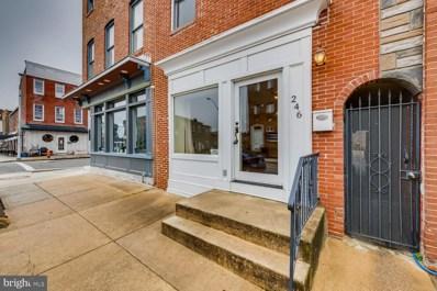 246 S Conkling Street, Baltimore, MD 21224 - #: MDBA544362
