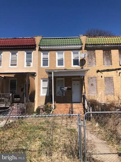 4961 Edgemere Avenue, Baltimore, MD 21215 - #: MDBA544386