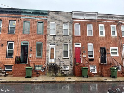 1429 Haubert Street, Baltimore, MD 21230 - #: MDBA544390