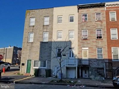 348 S Calhoun Street, Baltimore, MD 21223 - #: MDBA544510