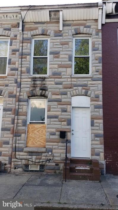 309 Furrow Street, Baltimore, MD 21223 - #: MDBA544538