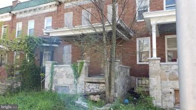 4913 Queensberry Avenue, Baltimore, MD 21215 - #: MDBA544540