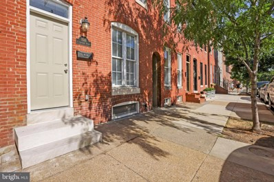 1516 S Charles Street, Baltimore, MD 21230 - #: MDBA544614