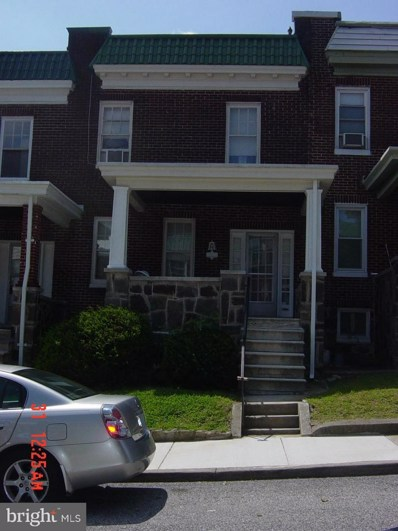 3115 Kentucky Avenue, Baltimore, MD 21213 - #: MDBA544644