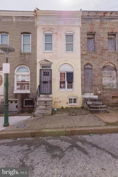 1939 Ridgehill Avenue, Baltimore, MD 21217 - #: MDBA544650