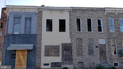 603 S Payson Street, Baltimore, MD 21223 - #: MDBA544726