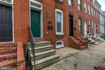 1815 S Charles Street, Baltimore, MD 21230 - #: MDBA544772
