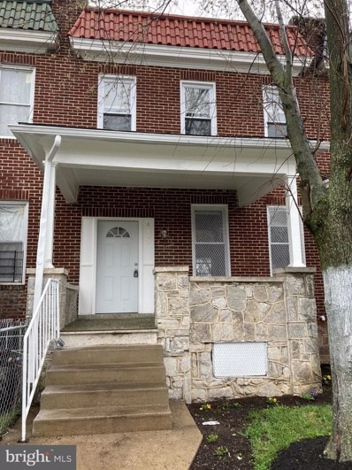 4415 Pall Mall Road, Baltimore, MD 21215 - #: MDBA544826