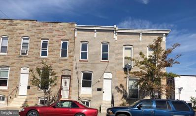 2506 E Madison Street, Baltimore, MD 21205 - #: MDBA544850