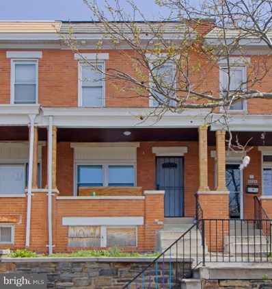 4222 Sheldon Avenue, Baltimore, MD 21206 - #: MDBA544860