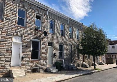 411 N Glover Street, Baltimore, MD 21224 - #: MDBA544862