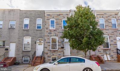 406 N Glover Street, Baltimore, MD 21224 - #: MDBA544866