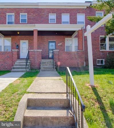 3405 Cliftmont Avenue, Baltimore, MD 21213 - #: MDBA544948
