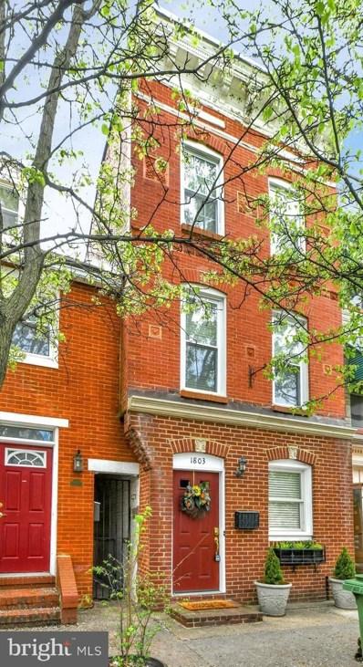 1803 Bank Street, Baltimore, MD 21231 - #: MDBA545008